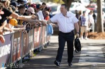 Quitting race 'hardest decision' for Brown as 14 more McLaren staff quarantined