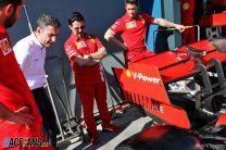 Andrea Stella, McLaren, Ferrari SF1000, Albert Park, Melbourne, 2020