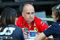 Luca Colajanni, Ferrari, Albert Park, Melbourne, 2020