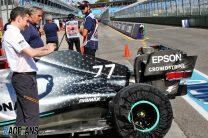 Andrea Stella, McLaren, Mercedes W11, Albert Park, Melbourne, 2020