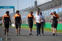 McLaren's withdrawal piles pressure on F1 to cancel Australian Grand Prix