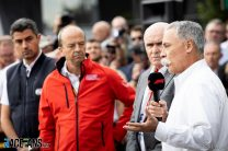 """Carey: F1 """"made the right decisions"""" over cancelled Australian Grand Prix"""