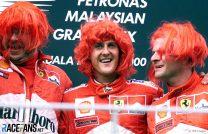 Schumacher seals record-breaking 10th constructors championship for Ferrari