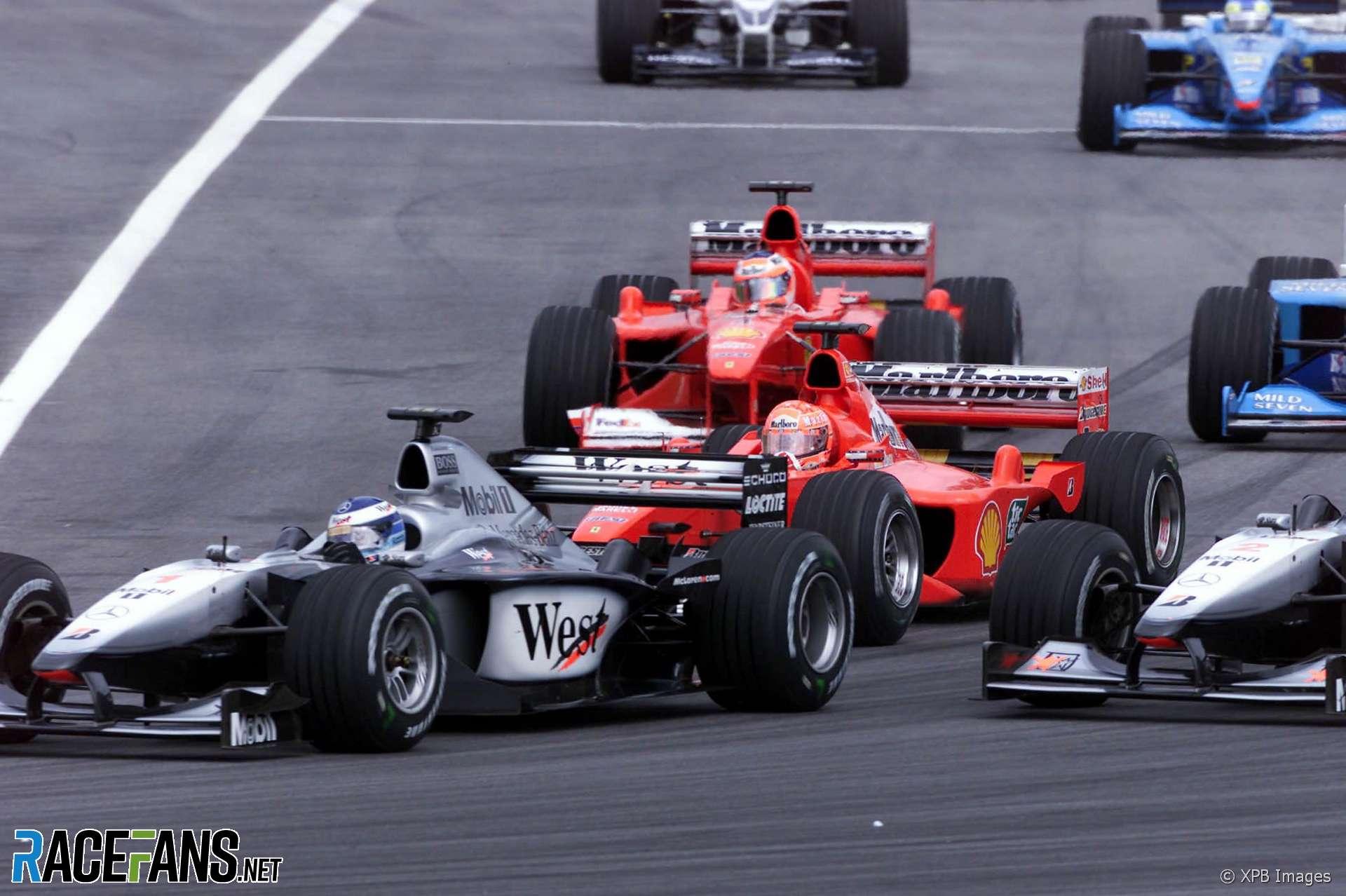 Formel 1 Malaysia 2021 Start