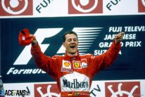Strategic superiority clinches Schumacher's first Ferrari title