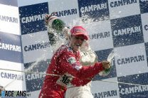 Schumacher turns the tide against McLaren on tragic day at Monza