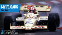 My F1 Cars: Marc Surer on the monstrous power of the turbo era