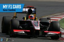 My F1 Cars: How Karun Chandhok went from the ridiculous to the sublime