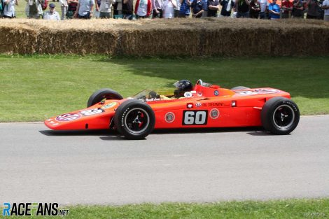 Lotus 56, Goodwood, 2011