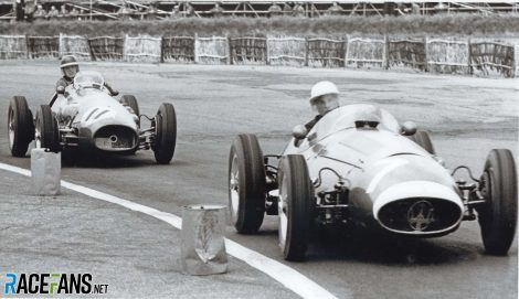Stirling Moss, Mike Hawthorn, 1953