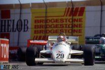 Marc Surer, Arrows, Long Beach, 1983