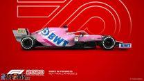 Racing Point F1 2020 car model