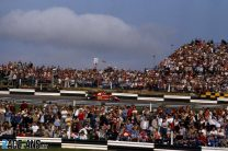 Patrick Tambay, Ferrari, Brands Hatch, 1983