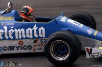 Piercarlo Ghinzani, Osella, Brands Hatch, 1983