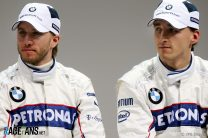 Kubica was wrong to allege favouritism at BMW – Heidfeld