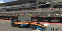 Norris confirmed in 33-car grid for IndyCar iRacing Challenge on Indianapolis oval