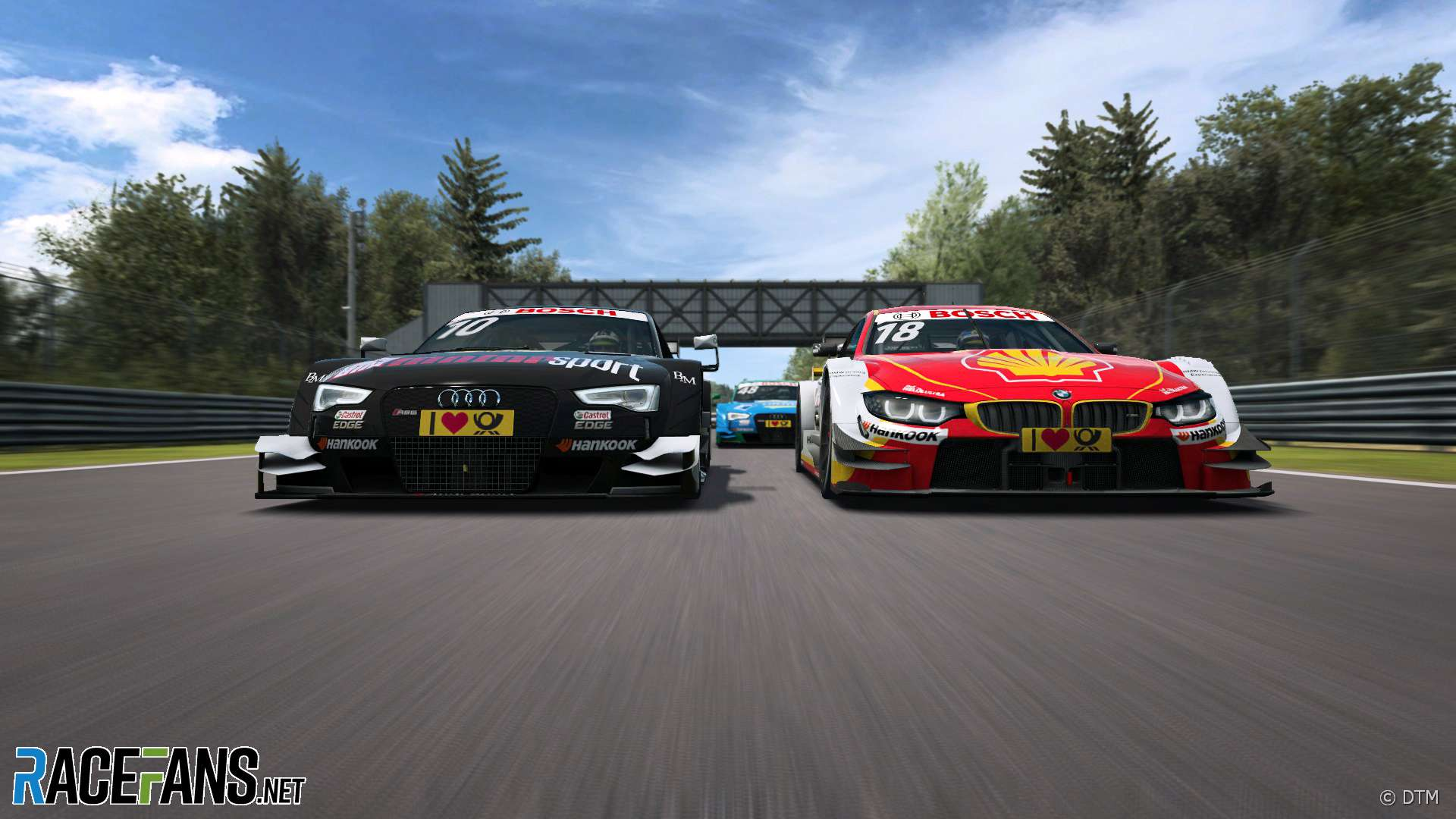 Audi Withdrawal To Leave Bmw As Dtm S Only Manufacturer In 2021 Racefans
