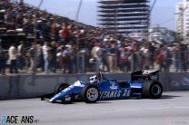 Raul Boesel, Ligier, Long Beach, 1983