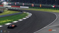 Why a reverse race around Silverstone isn't realistic