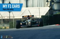 My F1 Cars: Perry McCarthy on Andrea Moda and more