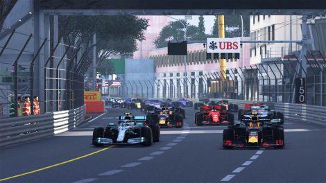 2020 Virtual Monaco Grand Prix