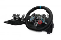 Logitech G29 steering wheel and pedals reviewed