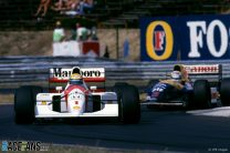 Senna turned down contract to drive for Williams in 1992 'out of loyalty to Honda'