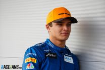 """Norris wants to return to """"more competitive"""" Australian Supercars iRacing series"""