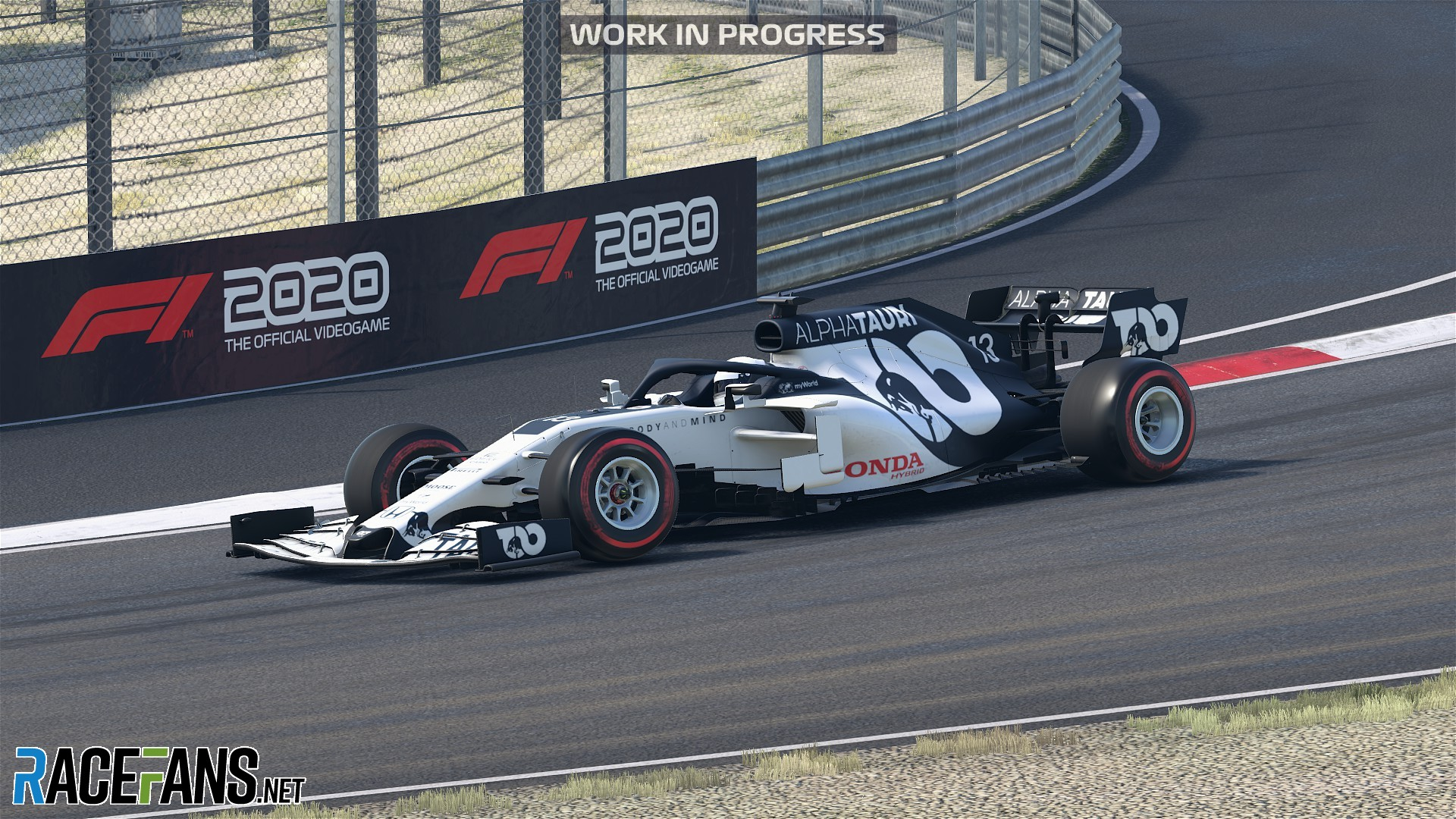 Video F1 2020 First Play What S New And What We Tested Racefans