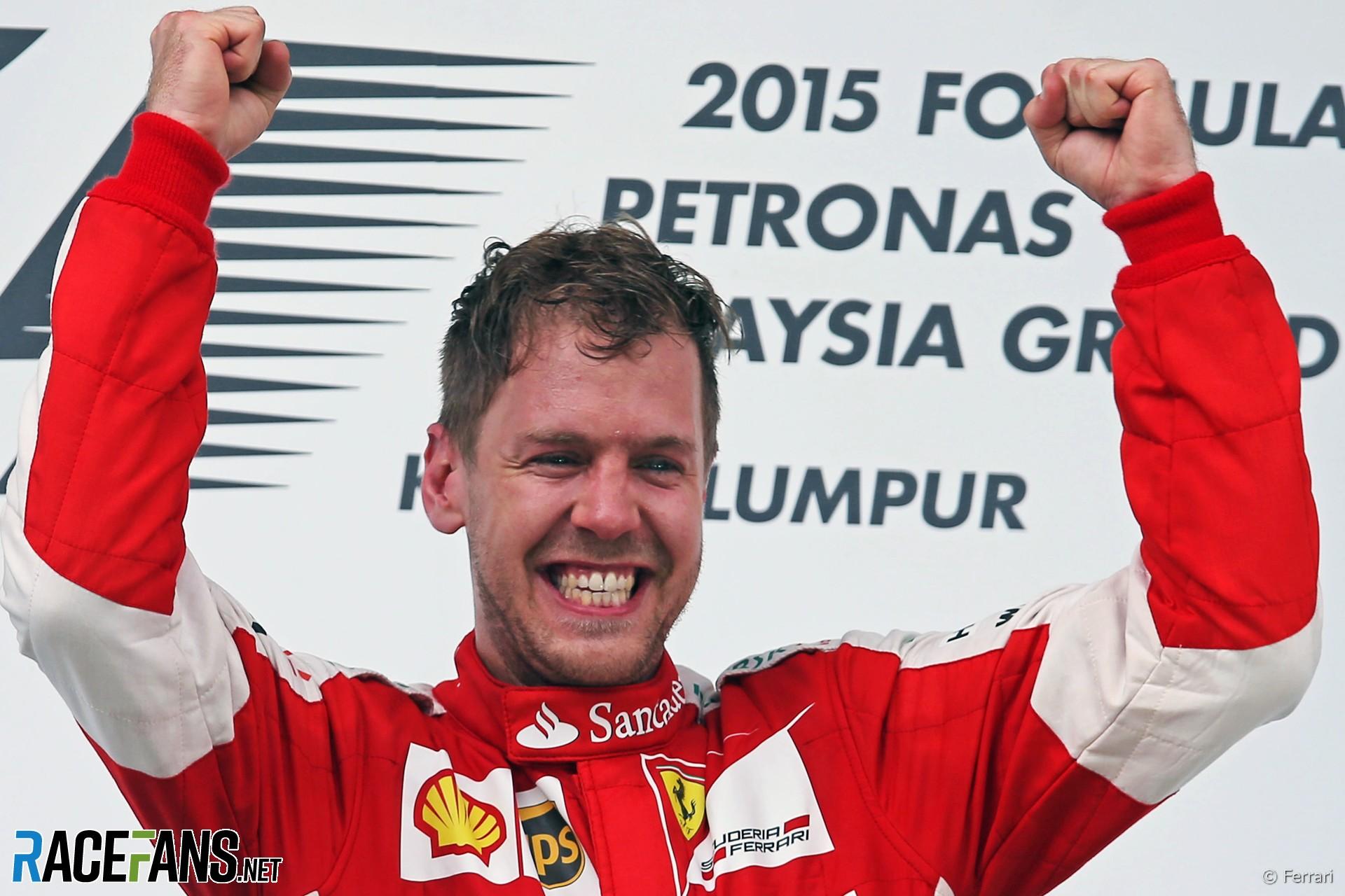 How Vettel S Dream Of Emulating Schumacher At Ferrari Ended Racefans