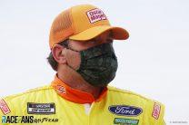 Ryan Newman, Roush Fenway, NASCAR, Darlington Raceway, 17th May 2020