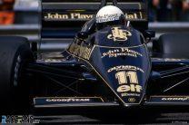 Elio de Angelis, Lotus, Monaco, 1985