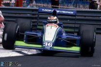 JJ Lehto, Onyx, Monaco, 1990