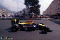 Eric Bernard, Lola, Monaco, 1990