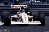 Michele Alboreto, Arrows, Monaco, 1990
