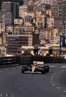Thierry Boutsen, Williams, Monaco, 1990