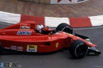 Alain Prost, Ferrari, Monaco, 1990