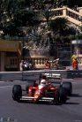 Andrea de Cesaris, Dallara, Monaco, 1990