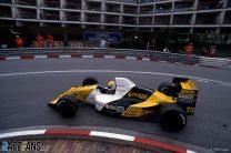 Pierluigi Martini, Minardi, Monaco, 1990