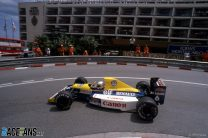 Riccardo Patrese, Williams, Monaco, 1990