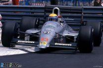 Roberto Moreno, Eurobrun, Monaco, 1990