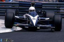 Stefano Modena, Brabham, Monaco, 1990