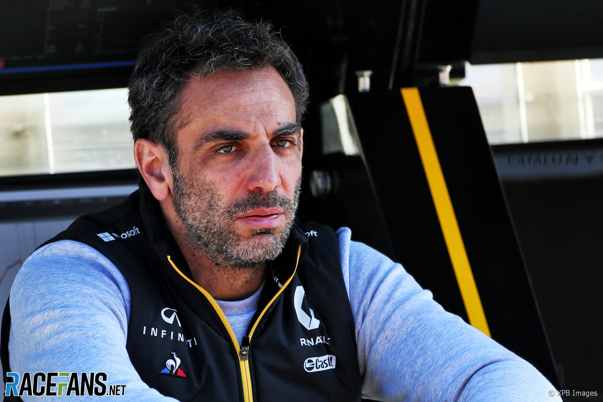 Cyril Abiteboul, Renault, 2020