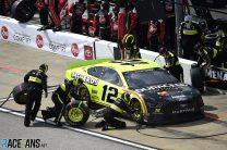 Ryan Blaney, NASCAR, Darlington Raceway, 17th May 2020