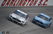 Brad Keselowski, Kevin Harvick, NASCAR, Darlington Raceway, 17th May 2020