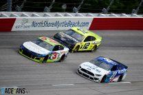 NASCAR, Darlington Raceway, 17th May 2020