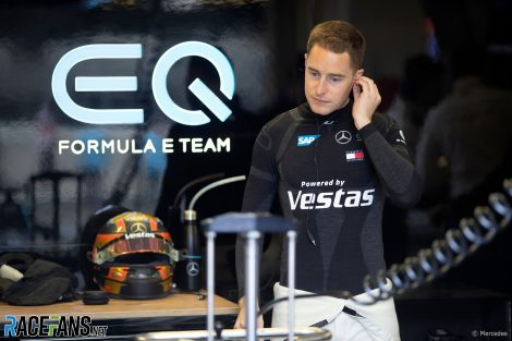 Stoffel Vandoorne, Mercedes, Formula E, Mexico City, 2020