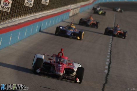 Marcus Ericsson, Ganassi, IndyCar, Texas Motor Speedway, 2020