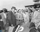 Alberto Ascari, Ferrari, Indianapolis 500, 1952
