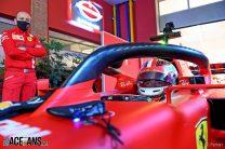 Charles Leclerc, Ferrari, Maranello, 2020